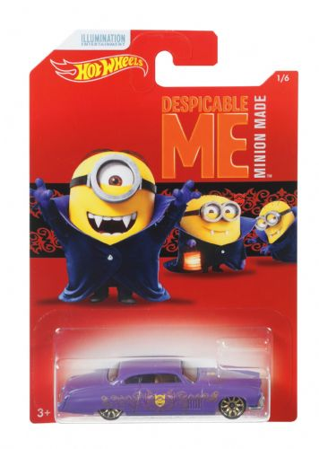 Hot Wheels Despicable Me Fish' N Chip'D